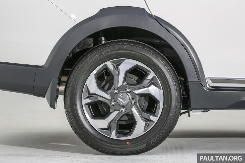 GALERI: Honda BR-V – imej SUV, praktikaliti MPV Image #605914