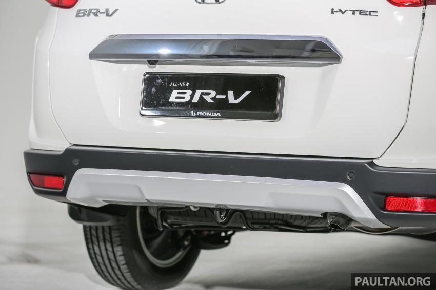 GALLERY: Honda BR-V 1.5L V – 7-seat SUV in detail Image #605993