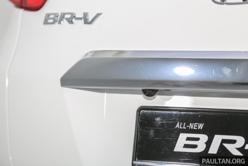 GALLERY: Honda BR-V 1.5L V – 7-seat SUV in detail Image #605994