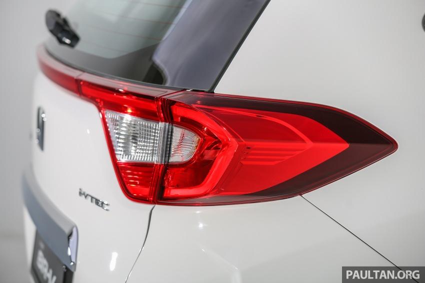 GALLERY: Honda BR-V 1.5L V – 7-seat SUV in detail Image #605995