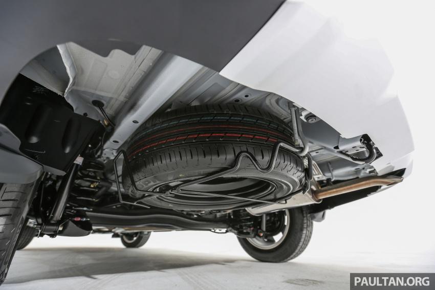 GALERI: Honda BR-V – imej SUV, praktikaliti MPV Image #605922