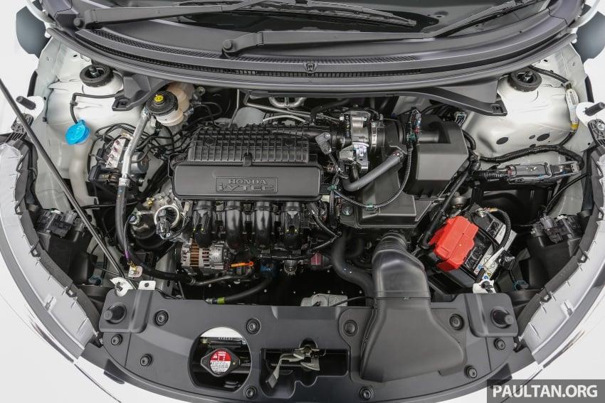GALLERY: Honda BR-V 1.5L V – 7-seat SUV in detail Image #605999