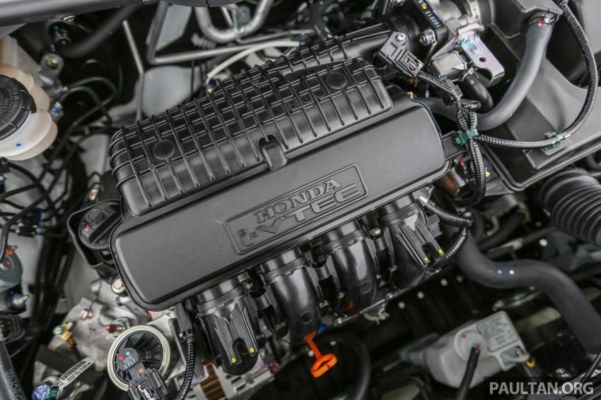 GALERI: Honda BR-V – imej SUV, praktikaliti MPV Image #605924