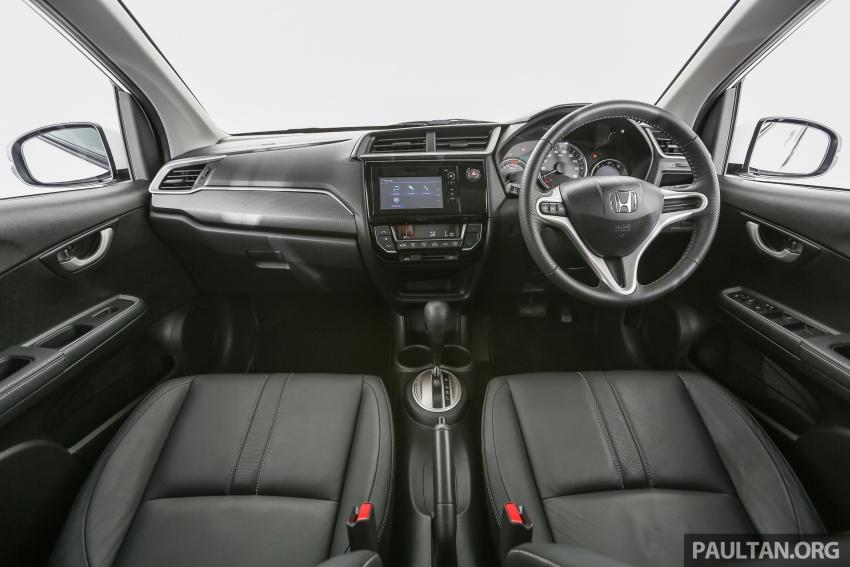 GALLERY: Honda BR-V 1.5L V – 7-seat SUV in detail Image #606001