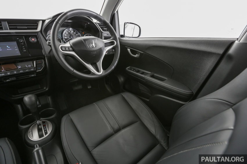 GALLERY: Honda BR-V 1.5L V – 7-seat SUV in detail Image #606013