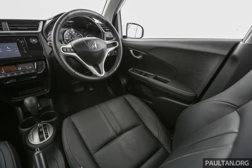 GALERI: Honda BR-V – imej SUV, praktikaliti MPV Image #605935