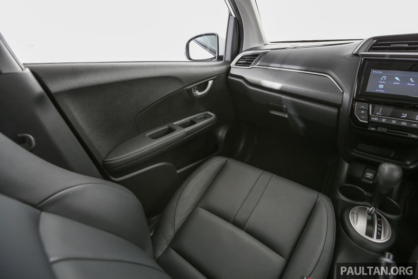 GALLERY: Honda BR-V 1.5L V – 7-seat SUV in detail Image #606014