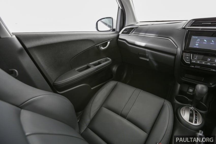 GALERI: Honda BR-V – imej SUV, praktikaliti MPV Image #605936