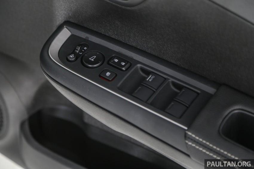 GALLERY: Honda BR-V 1.5L V – 7-seat SUV in detail Image #606016