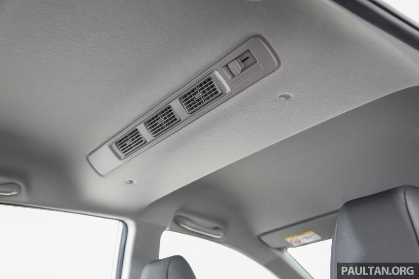 GALLERY: Honda BR-V 1.5L V – 7-seat SUV in detail Image #606020