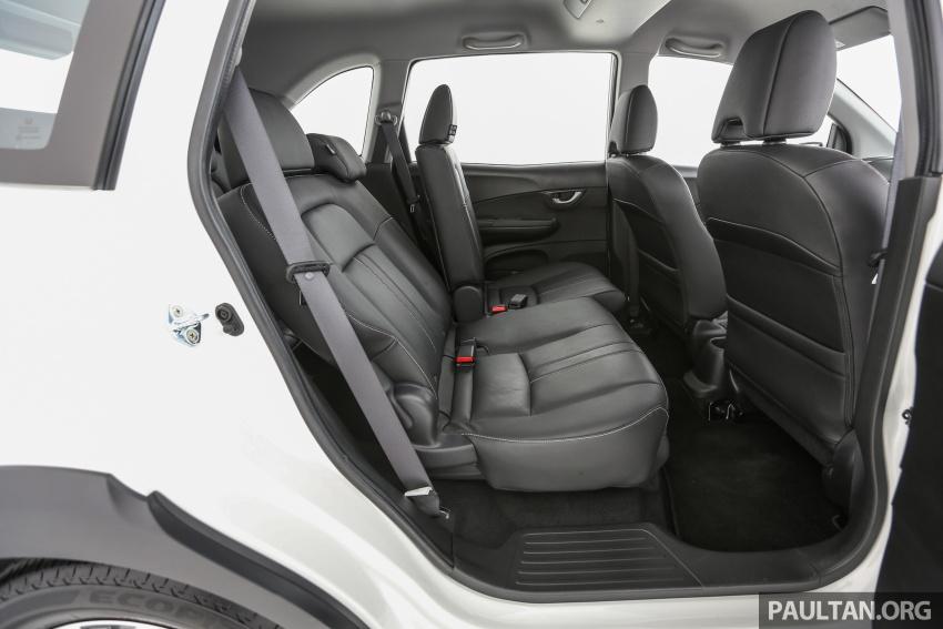 GALLERY: Honda BR-V 1.5L V – 7-seat SUV in detail Image #606021
