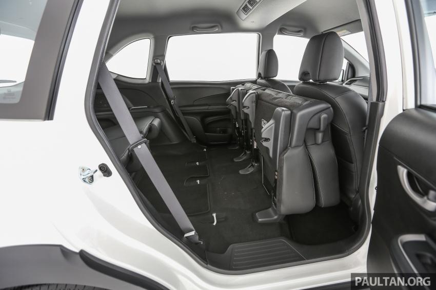 GALERI: Honda BR-V – imej SUV, praktikaliti MPV Image #605944