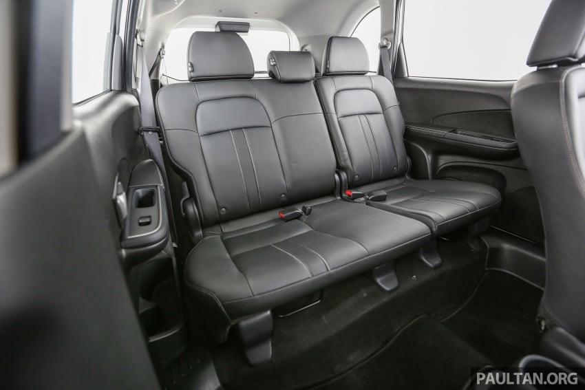 GALLERY: Honda BR-V 1.5L V – 7-seat SUV in detail Image #606023