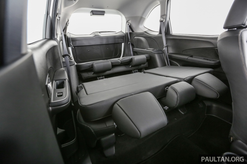 GALERI: Honda BR-V – imej SUV, praktikaliti MPV Image #605946