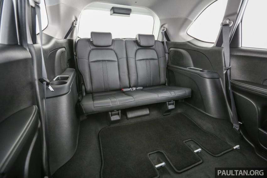 GALLERY: Honda BR-V 1.5L V – 7-seat SUV in detail Image #606025