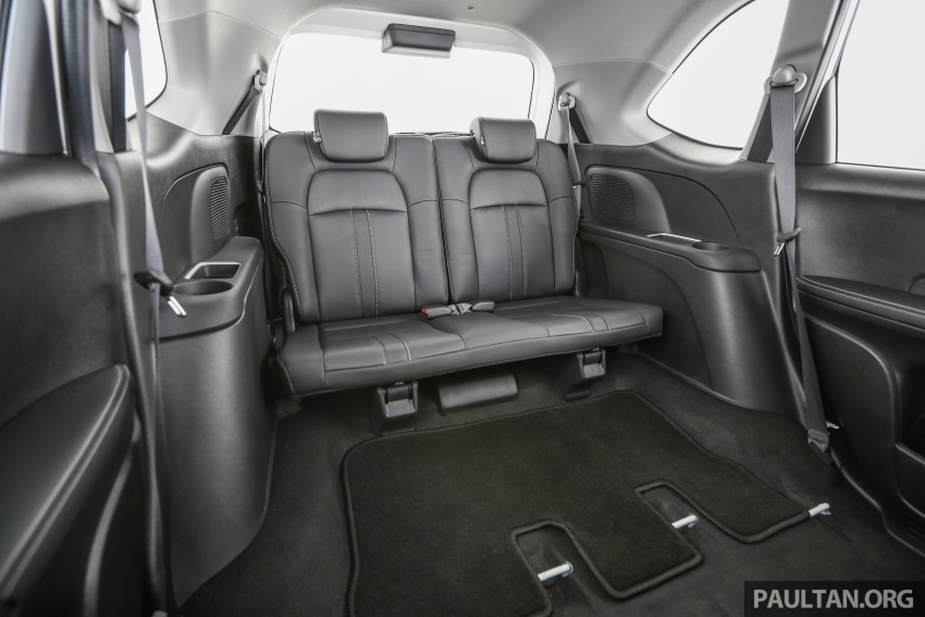 GALERI: Honda BR-V – imej SUV, praktikaliti MPV Image #605947