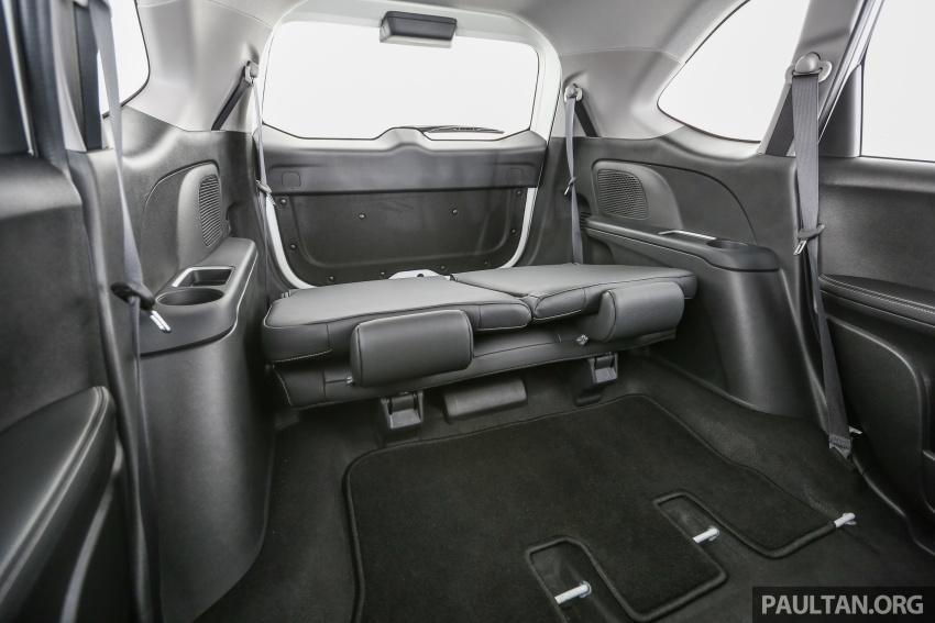 GALLERY: Honda BR-V 1.5L V – 7-seat SUV in detail Image #606027