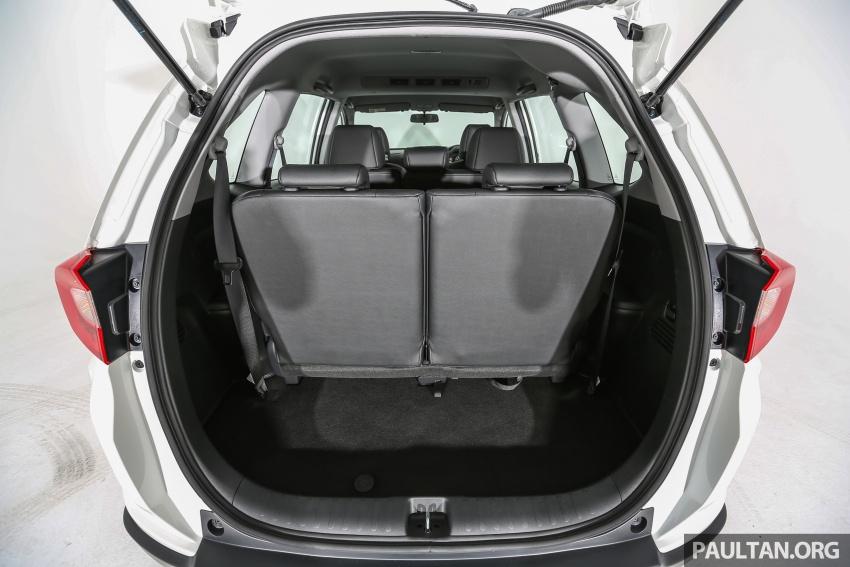 GALERI: Honda BR-V – imej SUV, praktikaliti MPV Image #605949