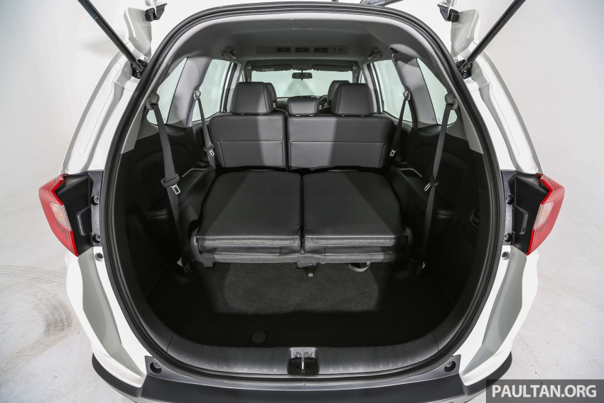 GALERI: Honda BR-V – imej SUV, praktikaliti MPV Image #605950