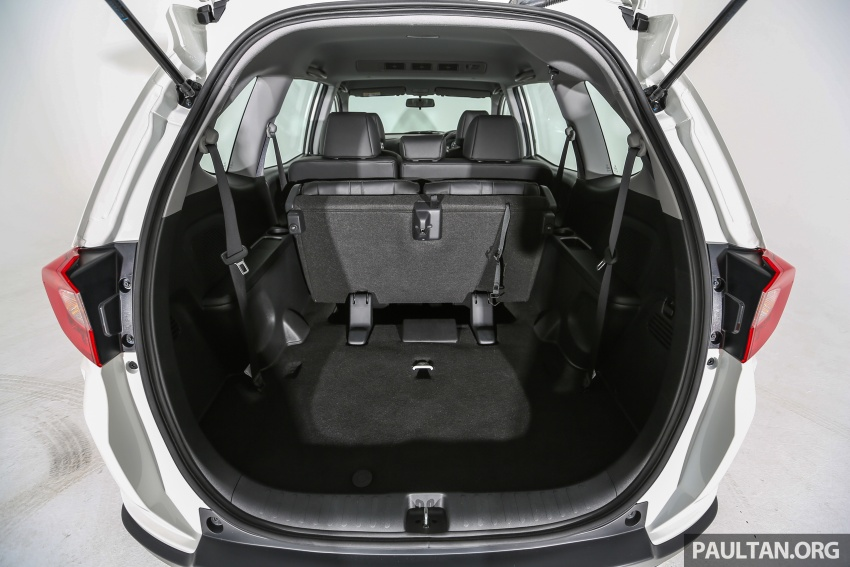 GALLERY: Honda BR-V 1.5L V – 7-seat SUV in detail Image #606030
