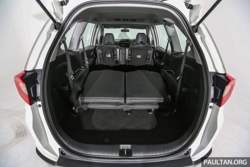 GALLERY: Honda BR-V 1.5L V – 7-seat SUV in detail Image #606031