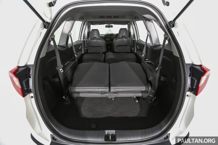 GALLERY: Honda BR-V 1.5L V – 7-seat SUV in detail Image #606032