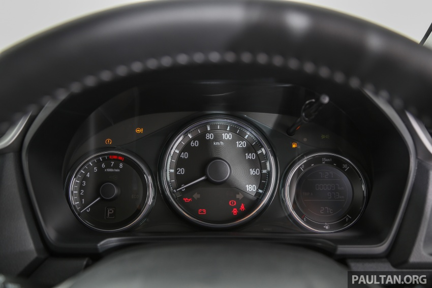 GALLERY: Honda BR-V 1.5L V – 7-seat SUV in detail Image #606005