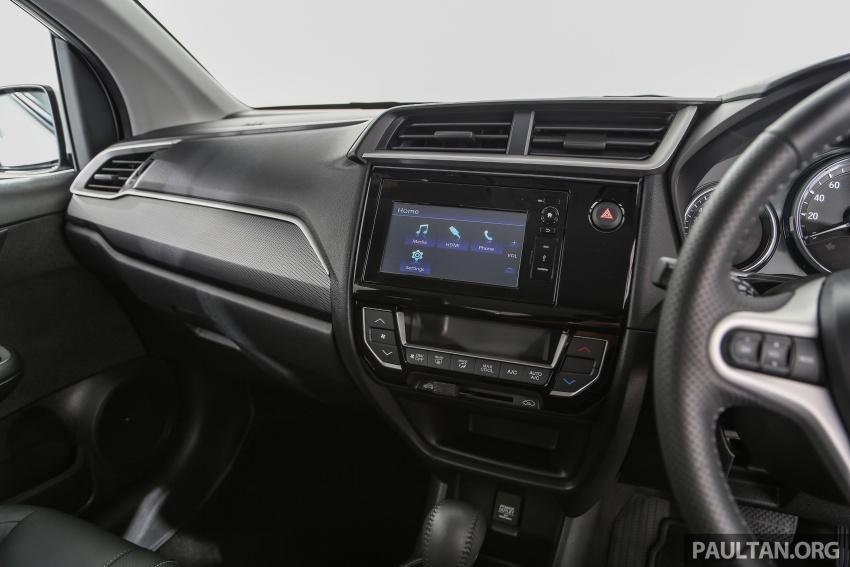 GALERI: Honda BR-V – imej SUV, praktikaliti MPV Image #605929