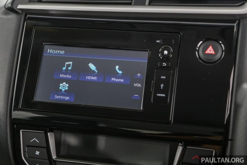 GALERI: Honda BR-V – imej SUV, praktikaliti MPV Image #605930