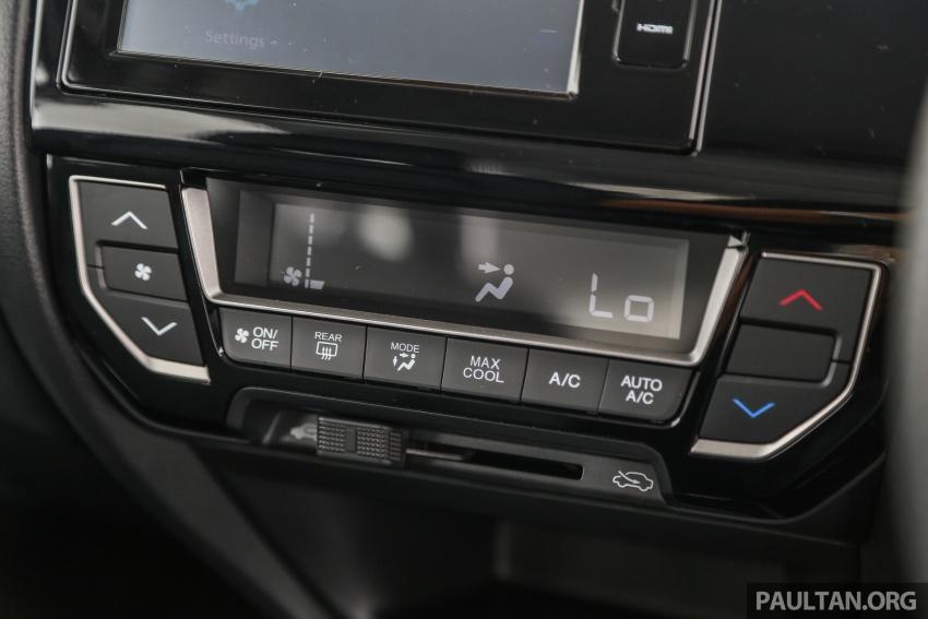 GALERI: Honda BR-V – imej SUV, praktikaliti MPV Image #605931