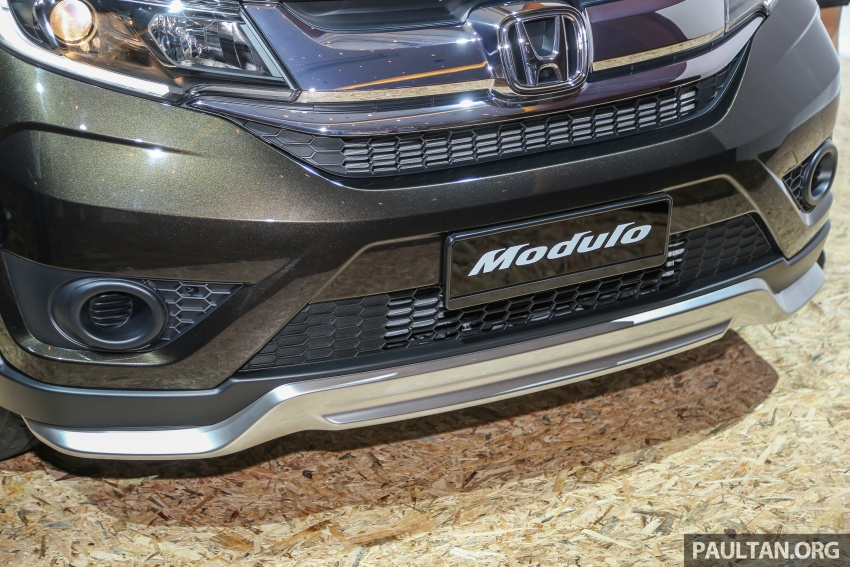 Honda BR-V 1.5L launched in Malaysia, from RM85,800 Image #598780