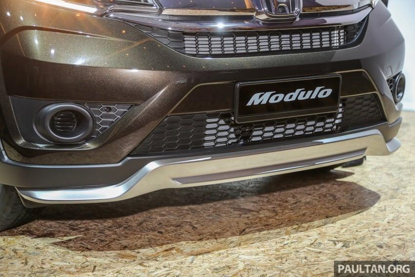 Honda BR-V 1.5L dilancarkan di Malaysia – crossover 7-tempat duduk, 2 varian, harga bermula RM85,800 Image #598757