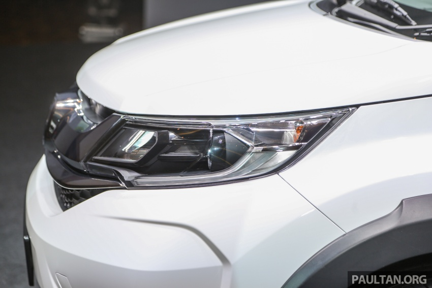 Honda BR-V 1.5L launched in Malaysia, from RM85,800 Image #598636