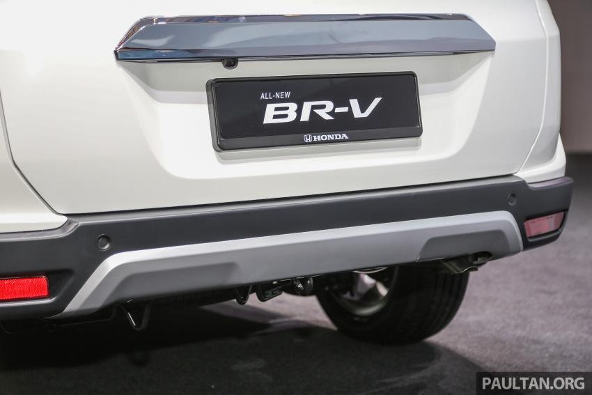 Honda BR-V 1.5L dilancarkan di Malaysia – crossover 7-tempat duduk, 2 varian, harga bermula RM85,800 Image #598710
