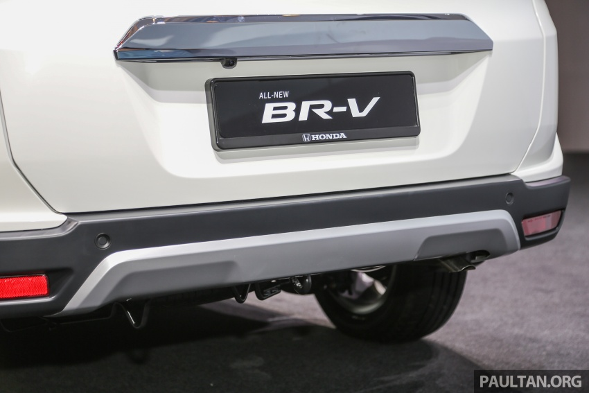 Honda BR-V 1.5L launched in Malaysia, from RM85,800 Image #598646