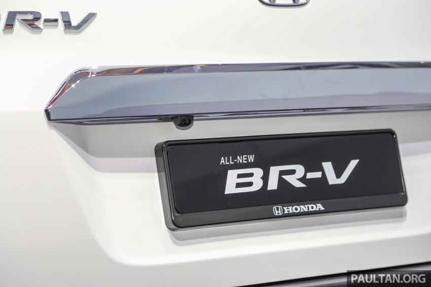 Honda BR-V 1.5L dilancarkan di Malaysia – crossover 7-tempat duduk, 2 varian, harga bermula RM85,800 Image #598712