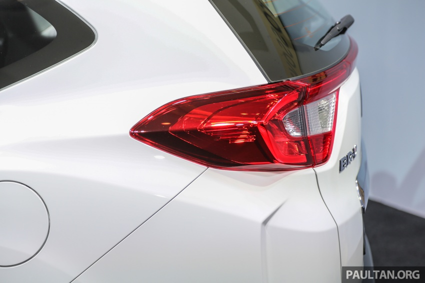 Honda BR-V 1.5L launched in Malaysia, from RM85,800 Image #598648