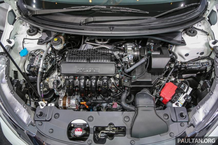 Honda BR-V 1.5L dilancarkan di Malaysia – crossover 7-tempat duduk, 2 varian, harga bermula RM85,800 Image #598717