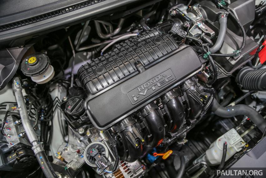 Honda BR-V 1.5L dilancarkan di Malaysia – crossover 7-tempat duduk, 2 varian, harga bermula RM85,800 Image #598719