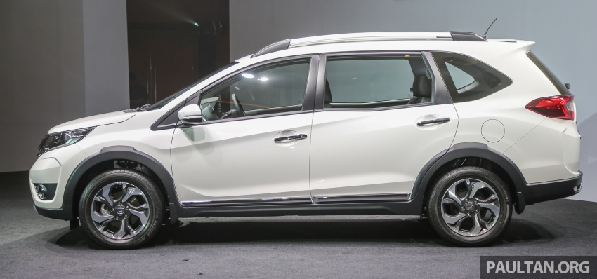 Honda BR-V 1.5L launched in Malaysia, from RM85,800 Image #598630