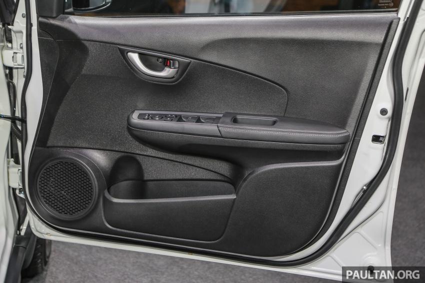 Honda BR-V 1.5L dilancarkan di Malaysia – crossover 7-tempat duduk, 2 varian, harga bermula RM85,800 Image #598680
