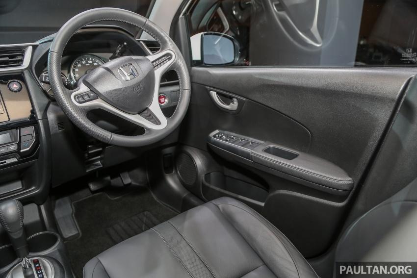 Honda BR-V 1.5L dilancarkan di Malaysia – crossover 7-tempat duduk, 2 varian, harga bermula RM85,800 Image #598683