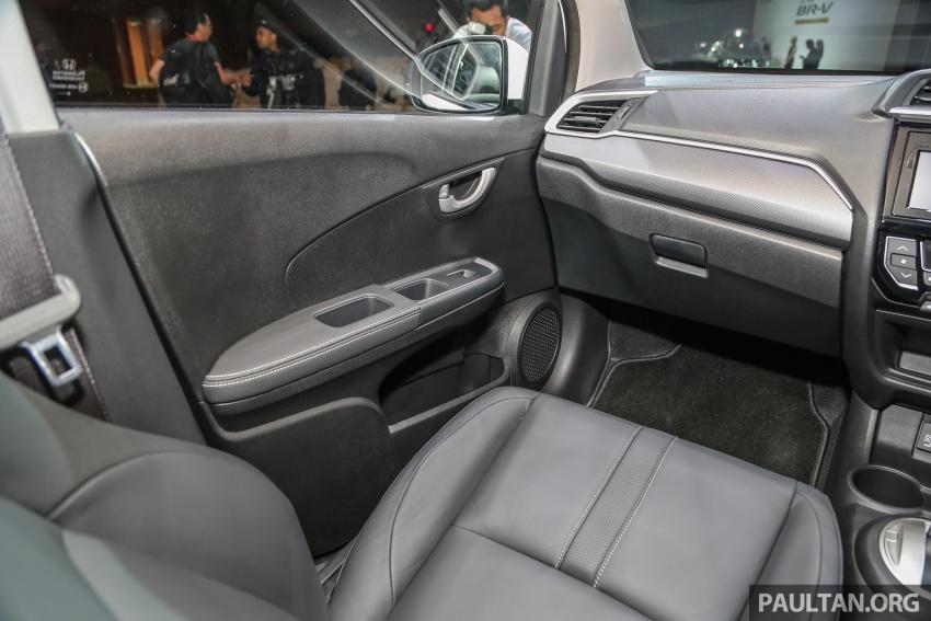 Honda BR-V 1.5L dilancarkan di Malaysia – crossover 7-tempat duduk, 2 varian, harga bermula RM85,800 Image #598684