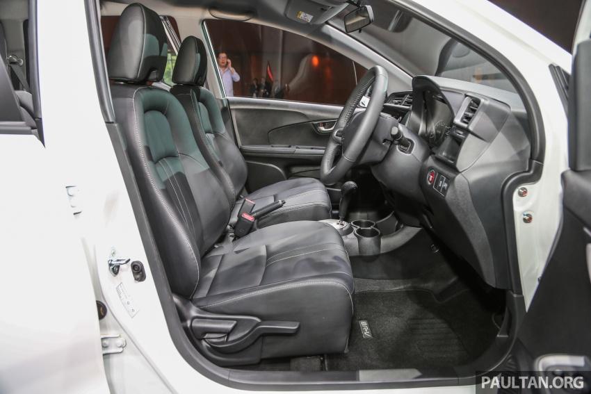 Honda BR-V 1.5L dilancarkan di Malaysia – crossover 7-tempat duduk, 2 varian, harga bermula RM85,800 Image #598685
