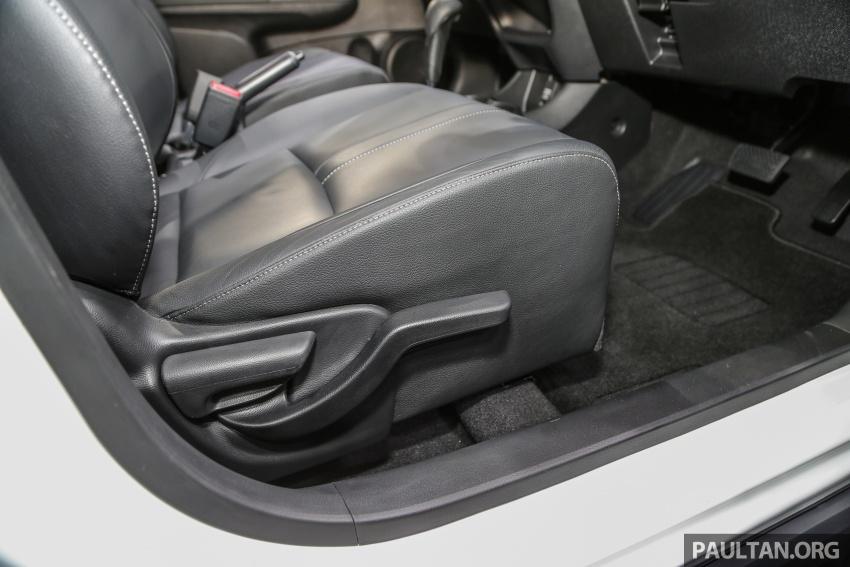 Honda BR-V 1.5L dilancarkan di Malaysia – crossover 7-tempat duduk, 2 varian, harga bermula RM85,800 Image #598687