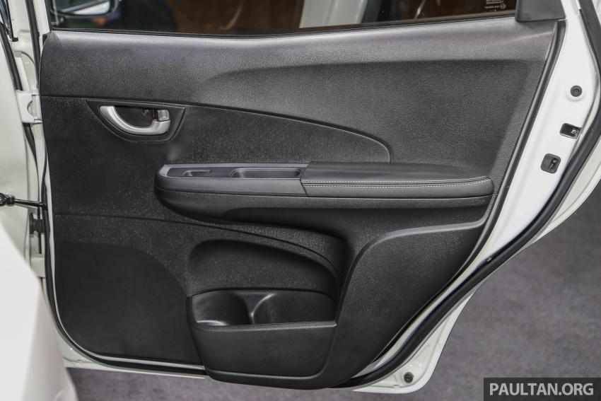 Honda BR-V 1.5L dilancarkan di Malaysia – crossover 7-tempat duduk, 2 varian, harga bermula RM85,800 Image #598688