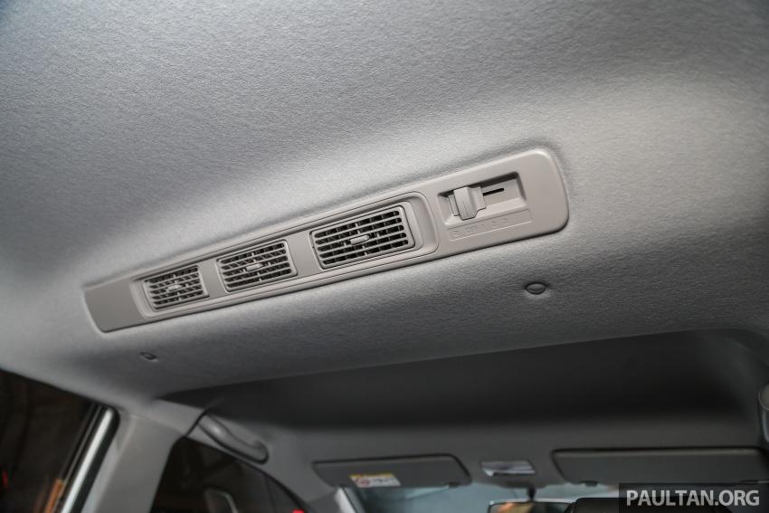 Honda BR-V 1.5L dilancarkan di Malaysia – crossover 7-tempat duduk, 2 varian, harga bermula RM85,800 Image #598689