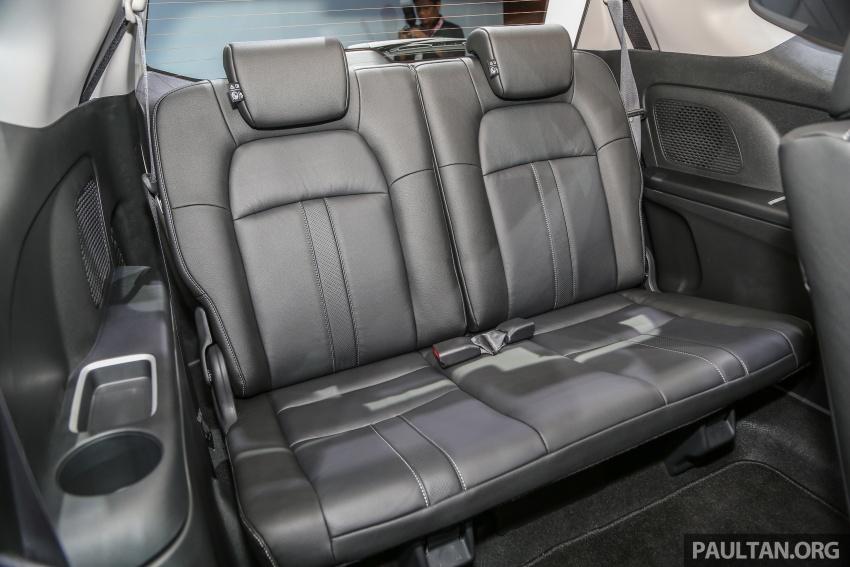 Honda BR-V 1.5L dilancarkan di Malaysia – crossover 7-tempat duduk, 2 varian, harga bermula RM85,800 Image #598692