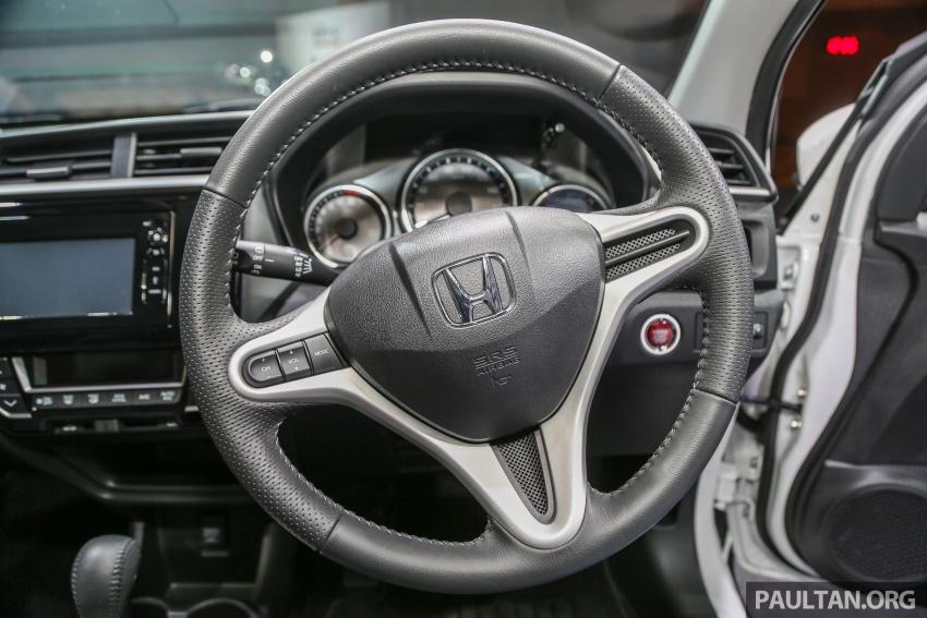 Honda BR-V 1.5L dilancarkan di Malaysia – crossover 7-tempat duduk, 2 varian, harga bermula RM85,800 Image #598672