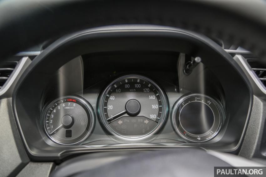 Honda BR-V 1.5L dilancarkan di Malaysia – crossover 7-tempat duduk, 2 varian, harga bermula RM85,800 Image #598673
